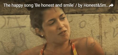 Otra forma de entender la publicidad: Be Honest & Smile