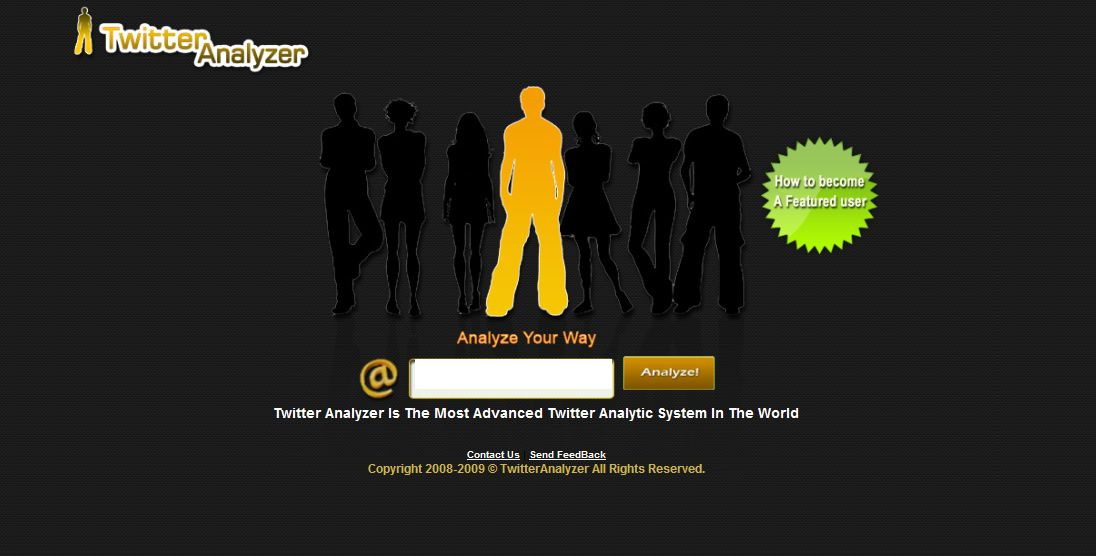 Medir el Social Media ROI (III): Twitter Analyzer