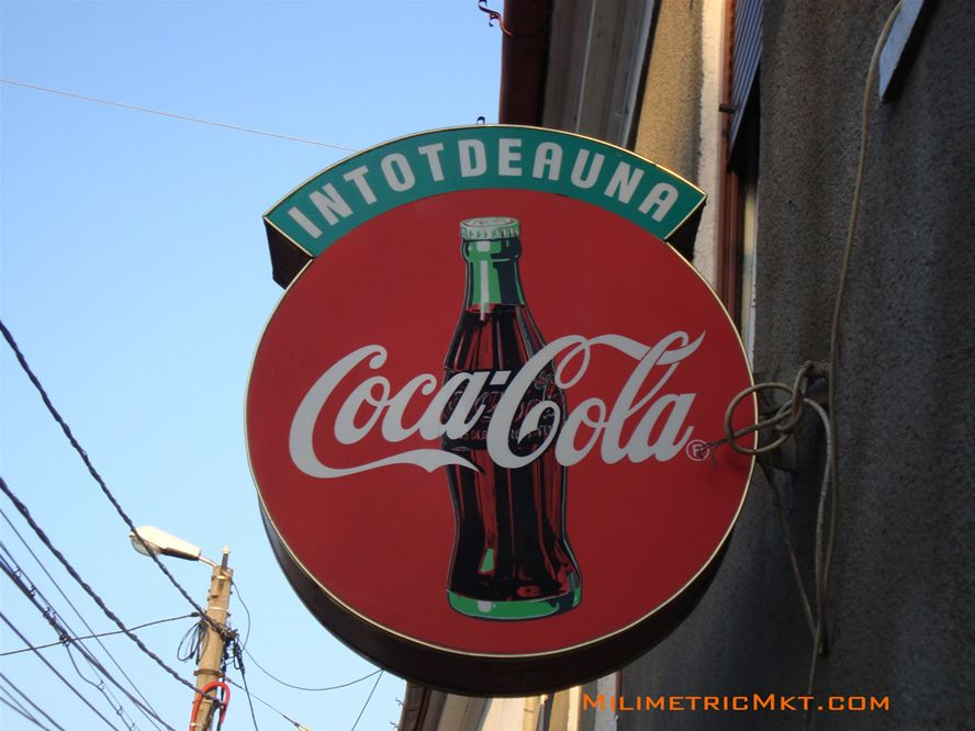 Intotdeauna Coca-Cola