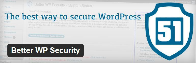 Seguridad Wordpress: Tutorial plugin Better Wordpress Security