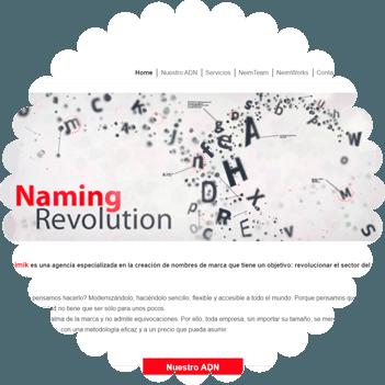 neimik projecte web
