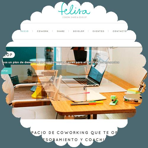 felisacoworking proyecto web