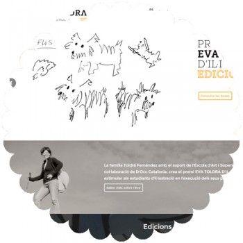 Projecte Web concurs Eva Toldrà
