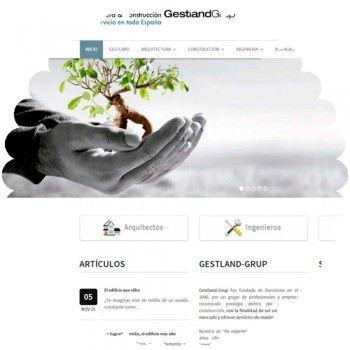 Directorio web de servicios Gestland-Grup