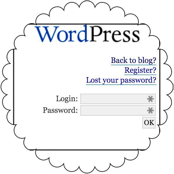 Wordpress 1.0: administración