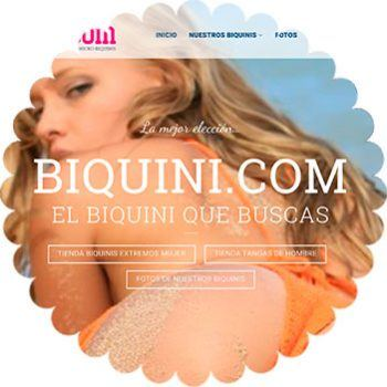 E-Commerce biquini.com