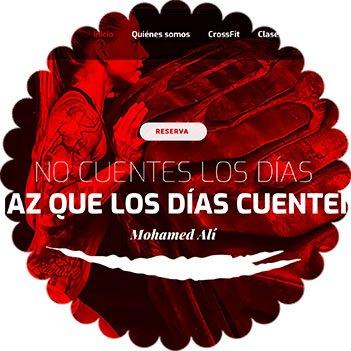 Web oficial de crossfit3viles.com